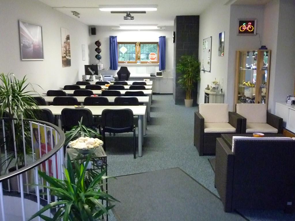 Bild Unterrichtsraum