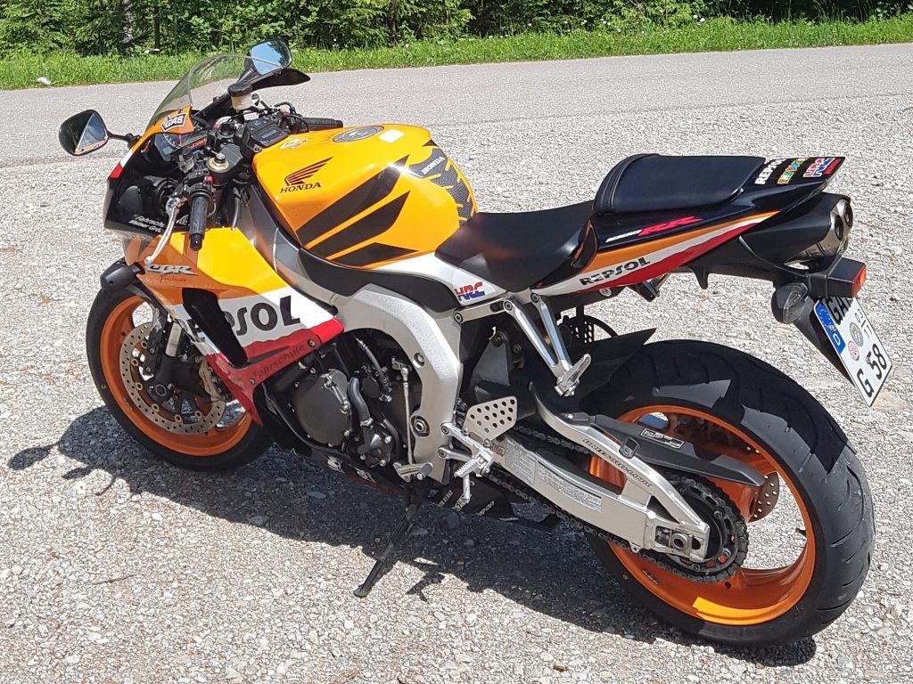 Bild Honda CBR 1000 Fireblade