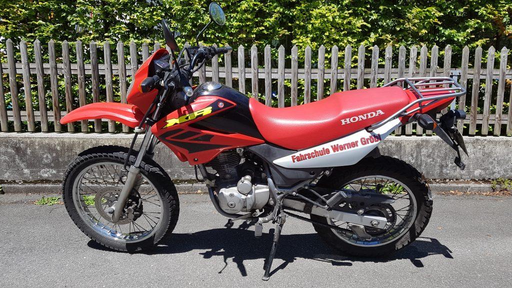 Bild Honda XR 125