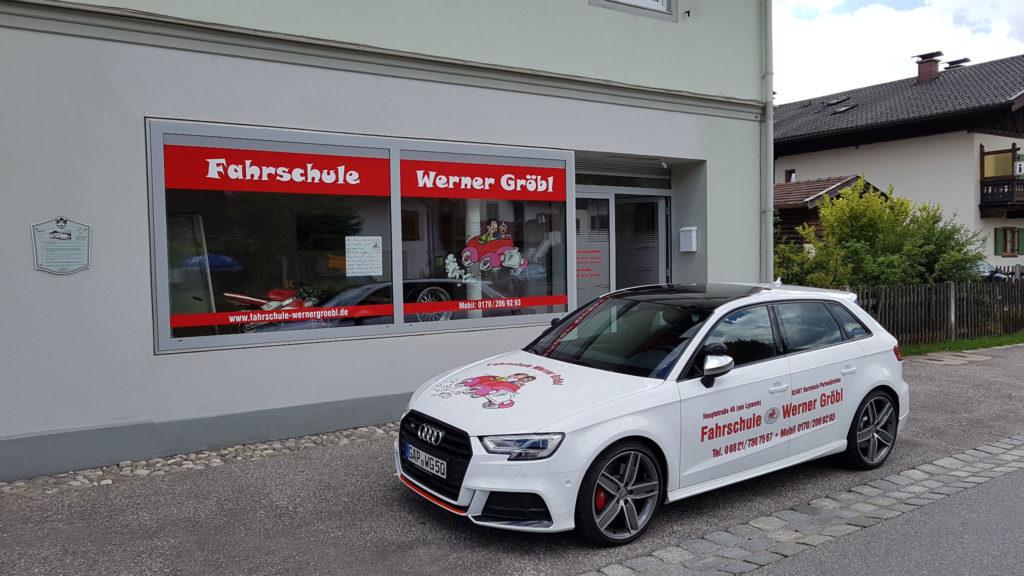Bild Fahrschule Werner Gröbl Farchant